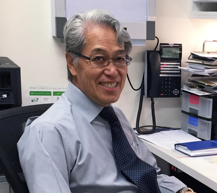 Dr Richard Yip